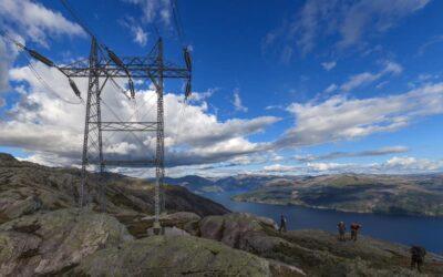 Historisk kraftvandring i Ålvikfjellet